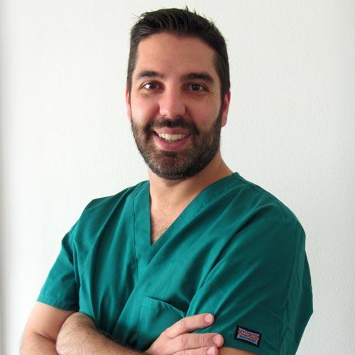 Dr. Iván Valdés. Implantólogo en Raga Manresa
